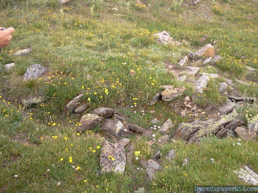 Rocky Mountain National Park Tundra