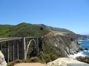 Pacific Coast Highway California USA