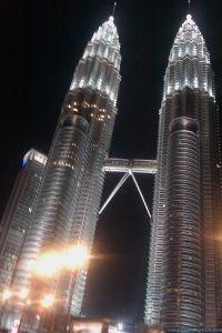 petronas towers kl malaysia
