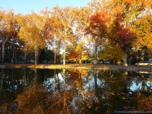 Fall in Wamego Kansas