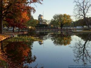 Fall Colors Wamego Kansas