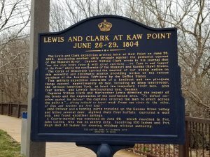 Lewis & Clark Kansas USA