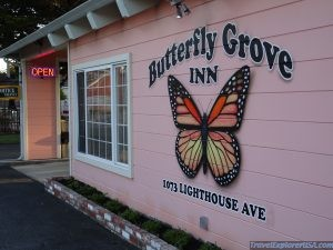 Butterfly Grove Inn Pacific Grove California USA