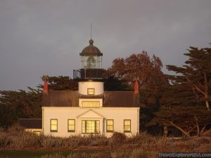 Point Pinos Lighthouse Pacific Grove California USA