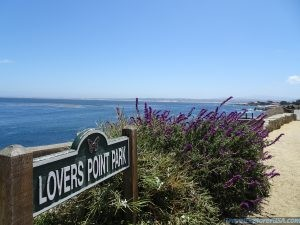 Lovers Point Park Pacific Grove California USA