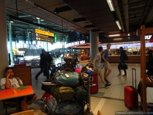 AAmsterdam Schiphol Airport