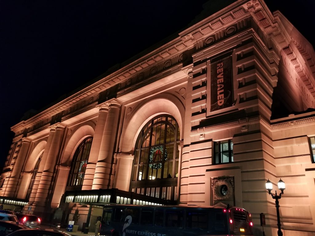 Union Station Kansas City USA