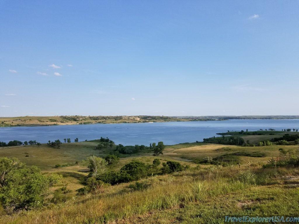 Lake Wilson Kansas