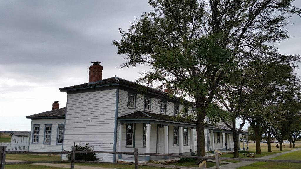 Fort Hays Historic Site Kansas USA