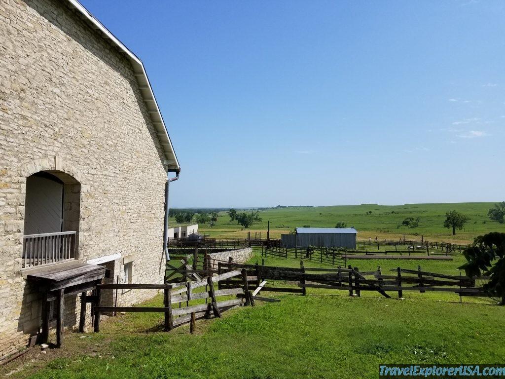 Tall Grass Prairie National Preserve Kansas
