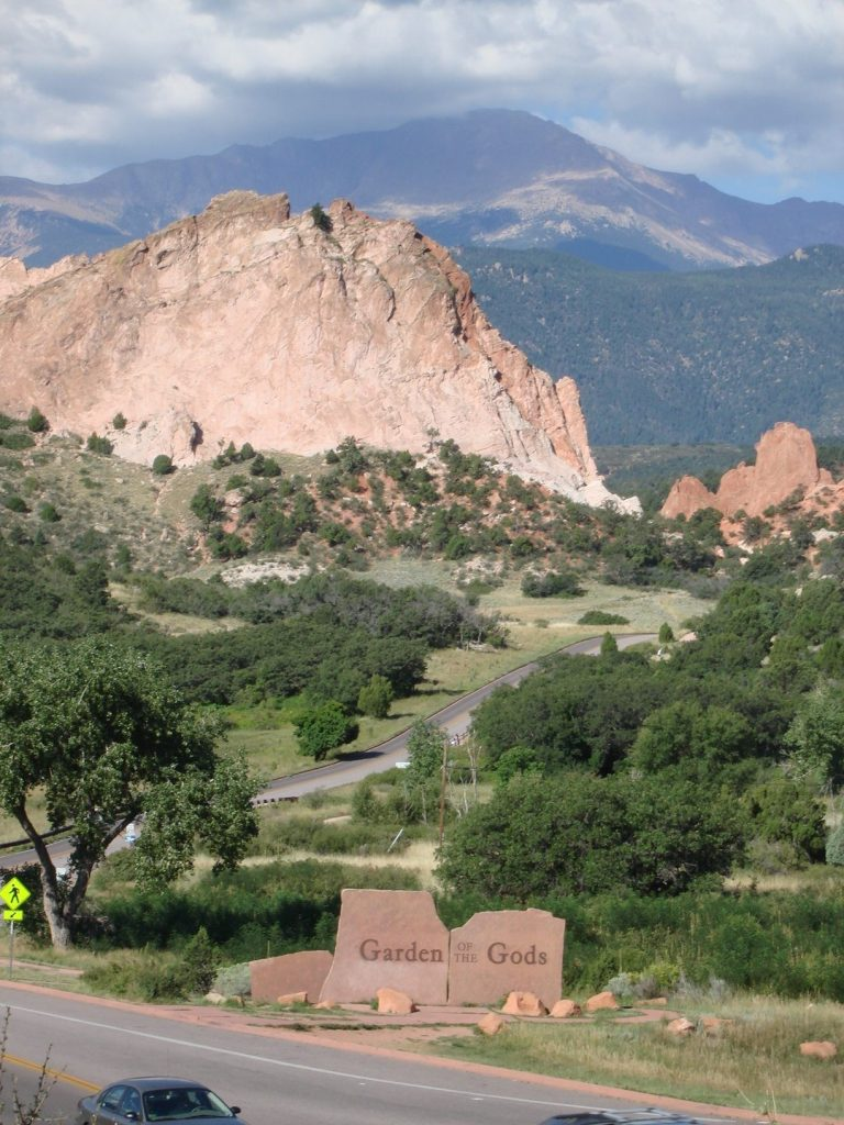Garden of the Gods Colorado Springs USA