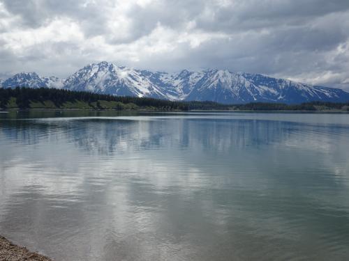 Jackson Lake Grand Teton